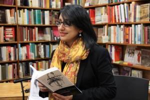 Roshanak Amrein reads from Mahvash Sabet's Prison Poems.